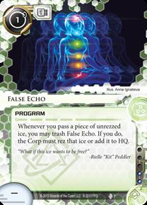 False Echo