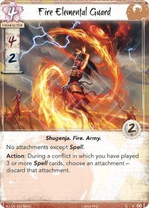 Fire Elemental Guard