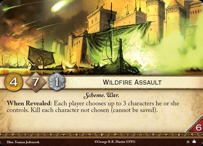 Wildfire Assault