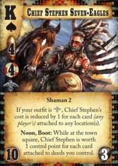 Chief Stephen Seven-Eagles