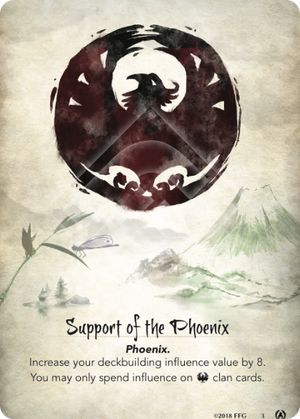 Support of the Phoenix