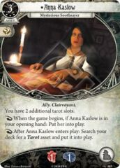 Anna Kaslow: Mysterious Soothsayer (4)