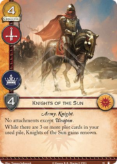 Knights of the Sun - CoW