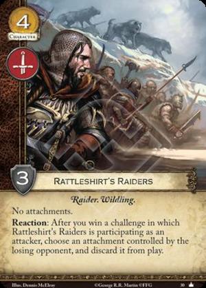 Rattleshirts Raiders - Core