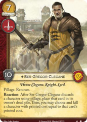 Ser Gregor Clegane - 49