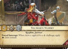 The Hand's Tourney