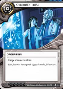 Cyberdex Trial