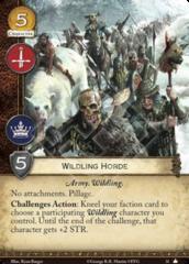 Wildling Horde - Core