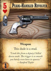 Pearl-Handled Revolver
