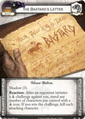 The Bastard's Letter