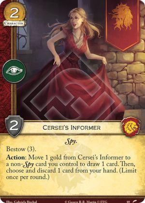 Cerseis Informer
