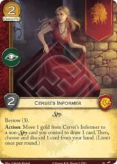 Cersei's Informer