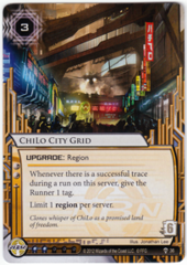 ChiLo City Grid