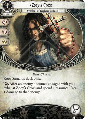 Zoeys Cross: Symbol of Righteousness