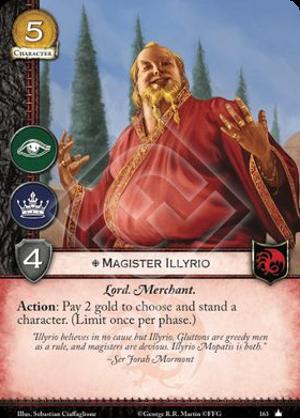 Magister Illyrio - Core