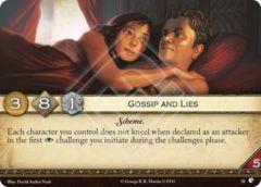 Gossip and Lies - 50
