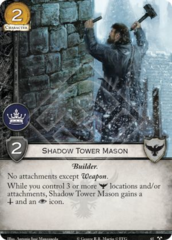 Shadow Tower Mason - TiMC