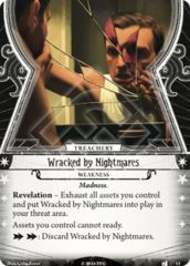 Wracked by Nightmares