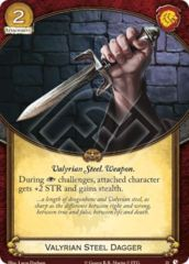 Valyrian Steel Dagger - 21