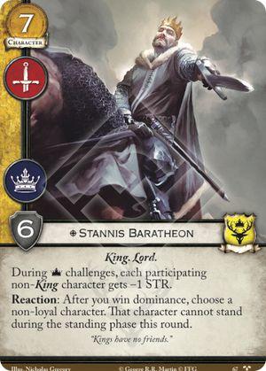 Stannis Baratheon - TiMC 67