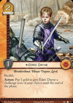 Edric Dayne - Core