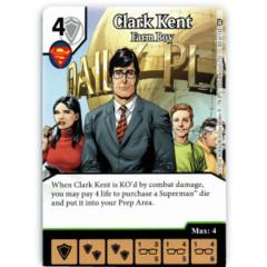 Clark Kent - Farm Boy (Die & Card Combo)