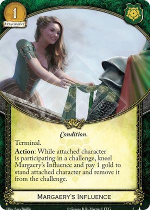 Margaerys Influence