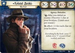 Roland Banks investigator bundle