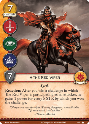 The Red Viper - Core