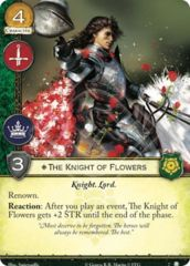 The Knight of Flowers - 7
