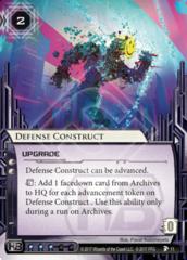 Defense Construct