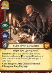 Ser Kevan Lannister - 3