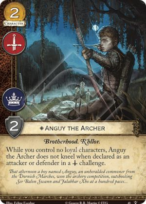 Anguy the Archer