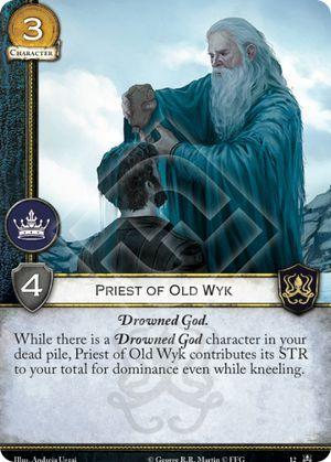 Priest of Old Wyk