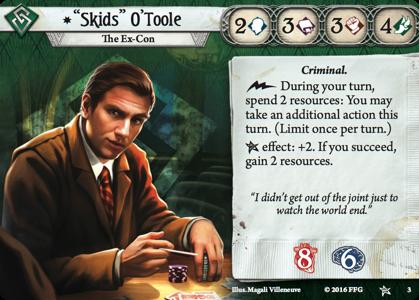 Skids OToole investigator bundle