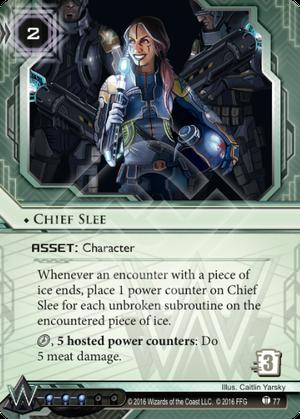 Chief Slee