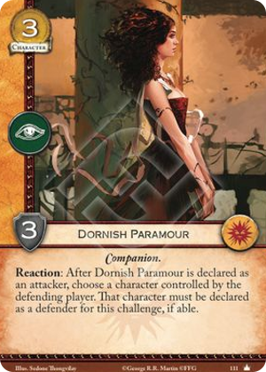 Dornish Paramour - Core