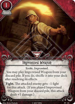 Improvised Weapon