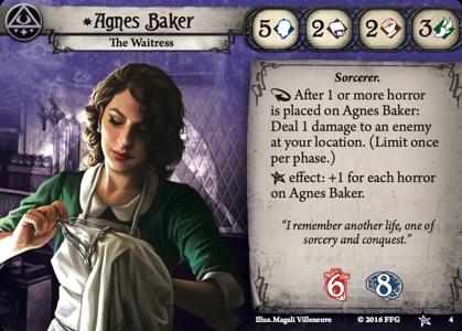 Agnes Baker investigator bundle