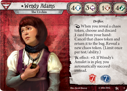 Wendy Adams investigator bundle