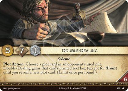 Double-Dealing