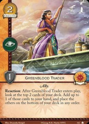 Greenblood Trader - Core