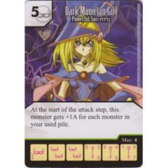 Dark Magician - Master Spellcaster (Die & Card Combo)