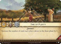 Time of Plenty - 51