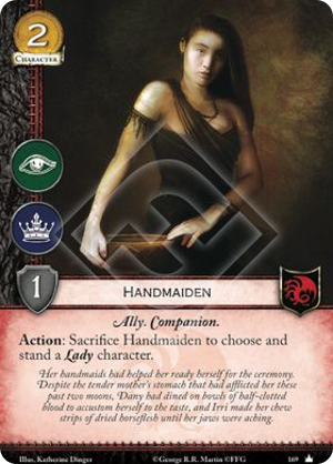 Handmaiden - Core
