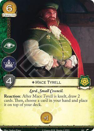 Mace Tyrell - SAT 103