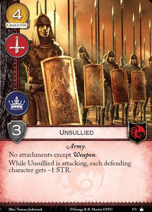 Unsullied - Core