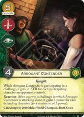 Arrogant Contender