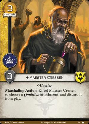 Maester Cressen - Core