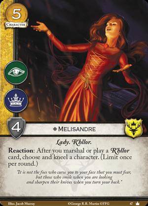 Melisandre - Core